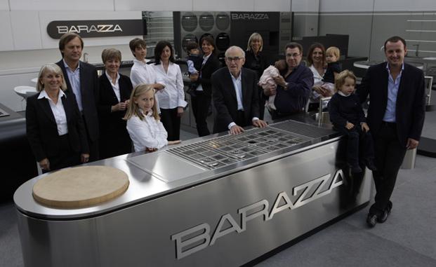 La famiglia Barazza