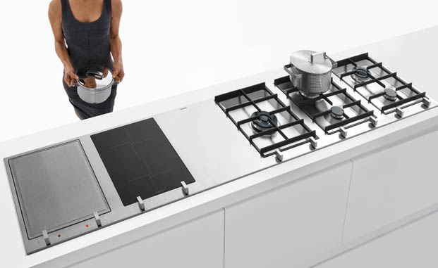 B_Free Fusion: the first custom-made built-in worktop