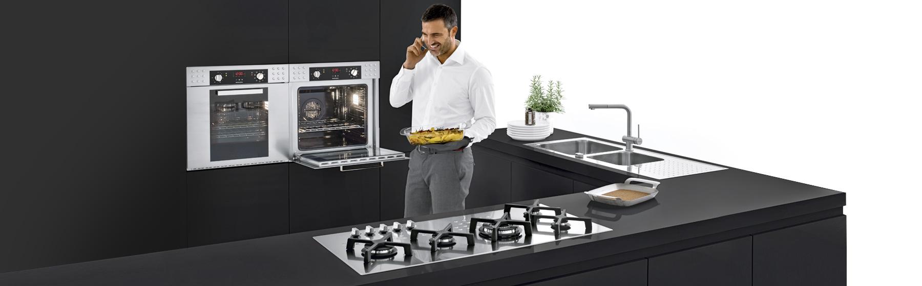 Casa moderna roma italy soluzioni cucina - Quiz sulla cucina ...