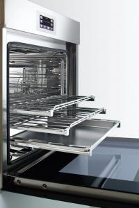 Kit 3 pairs of telescopic oven rails