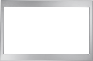 Built-in frame for microwave oven
