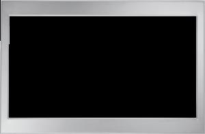 Cornice da incasso per forno a microonde