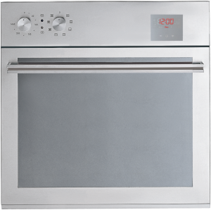 60 cm Lab built-in multiprogram oven