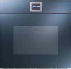 60 cm Velvet built-in Touch Screen multiprogram oven (automatic side-opening door mirror)