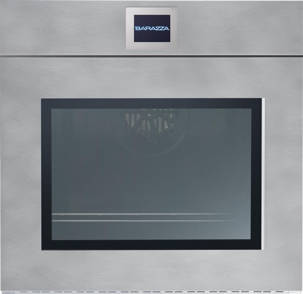 60 cm Velvet built-in Touch Screen multiprogram oven (side-opening ...