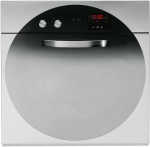 60 cm Wolo built-in multiprogram oven