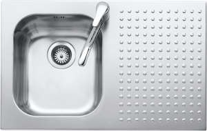 79×50 cm Select built-in sink