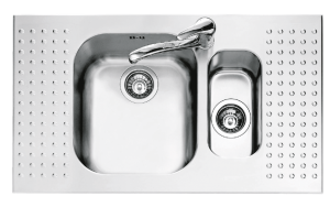 86×50 cm Select built-in sink
