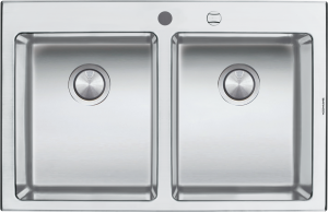 79×51 cm B_Open built-in sink