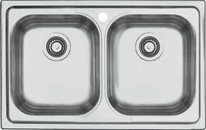 79×50 cm B_Fast built-in sink