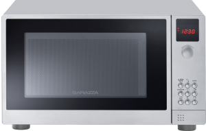 Overbench microwave oven