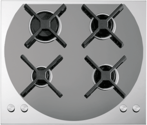 60 cm Wolo built-in hob
