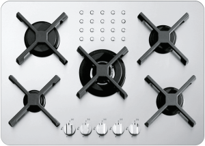 70 cm Select Flat built-in and flush hob