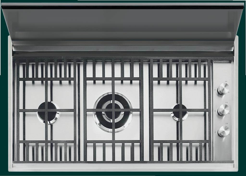 Piano cottura lab cover incasso e filo da 90 barazza srl for Piani a 3 piani con garage sotto