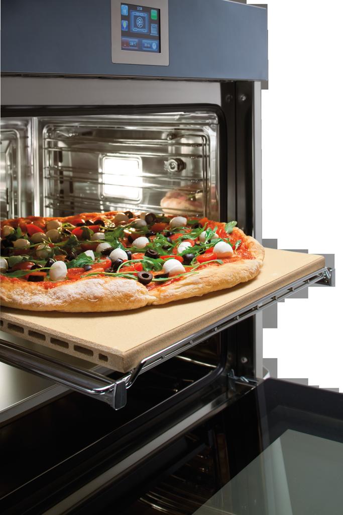 Piastra per pizza barazza srl - Piastra refrattaria per forno casalingo ...