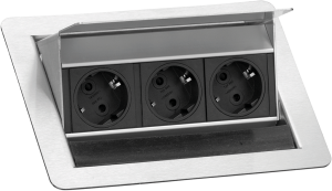 Portaprese elettriche gamma prodotti barazza srl - Prese elettriche cucina ...