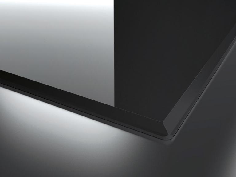 Incasso vetro bordo bisellato (ivgb)