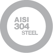 AISI 304 Stainless Steel