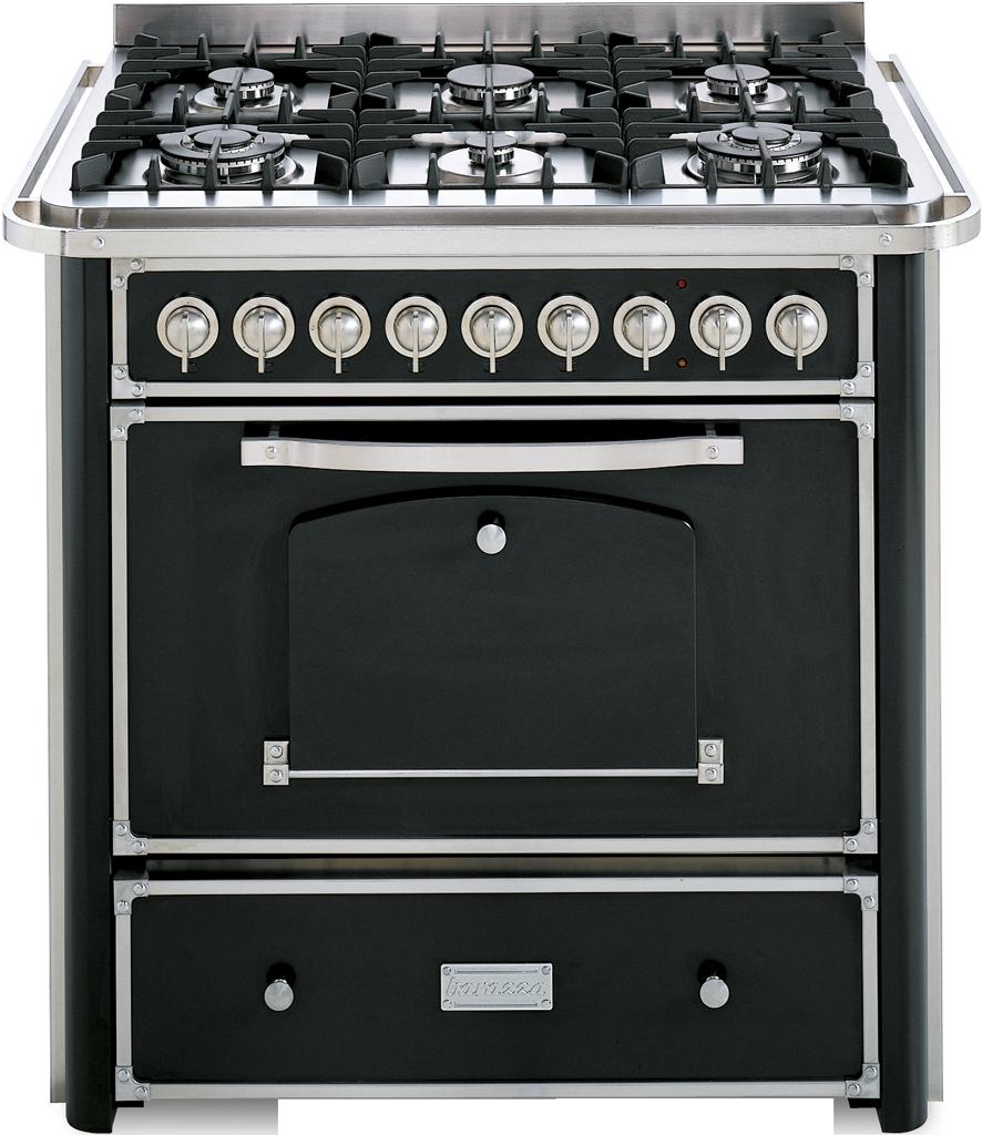 Cucina Da 90 Con Piano Cottura 4 Gas E 2 Tripla Corona Con Maniglione Barazza Srl