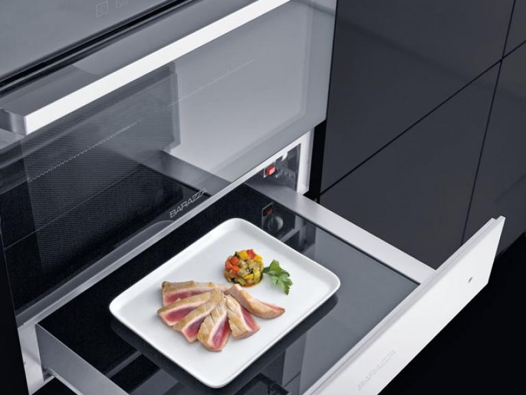 Combi-microwave oven