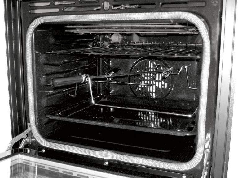 Pyrolytic multiprogram oven