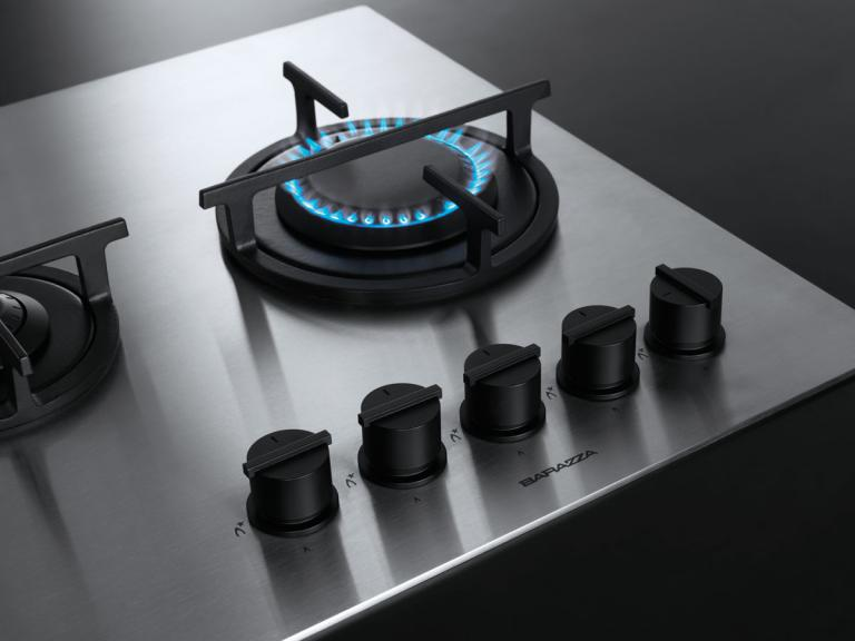 Flat Eco-design burners