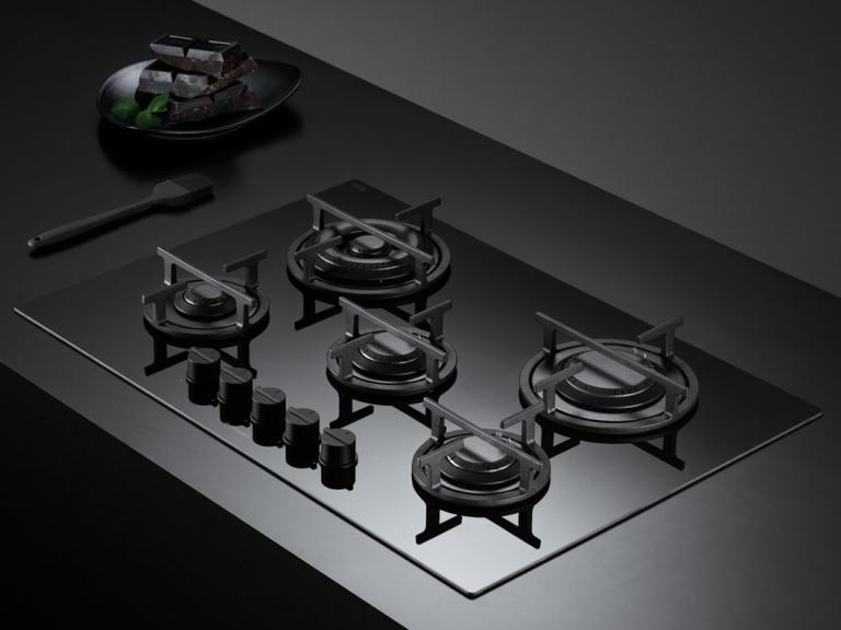 Glass ceramic hobs