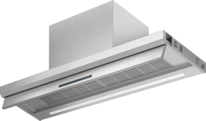 B_Cover One built-in canopy cooker hood for 90 cm module
