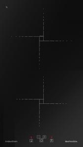 Piano cottura Induzione Flat incasso da 30