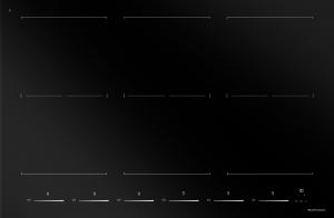 Piano cottura Induzione Space incasso da 80