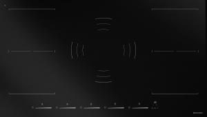 Piano cottura Induzione Space incasso da 90