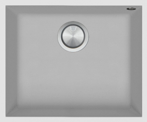 Vasca Quadra Soul da 50×40 B_granite bianco
