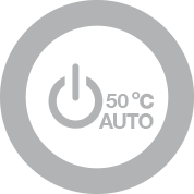 Automatic Start-up at 50 °C