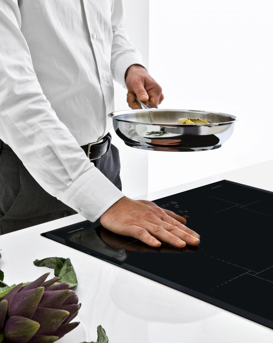 The new 60 induction hob