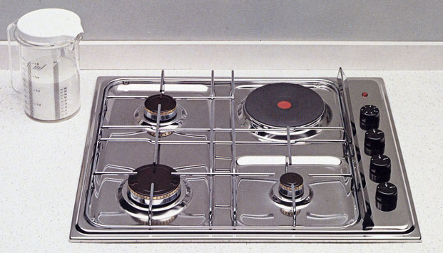 the  built-in hobs development