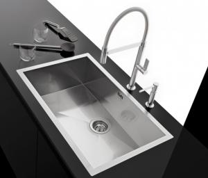 The new Spring and Flexi mixer taps 0