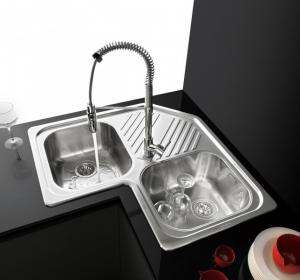 The new Spring and Flexi mixer taps 3