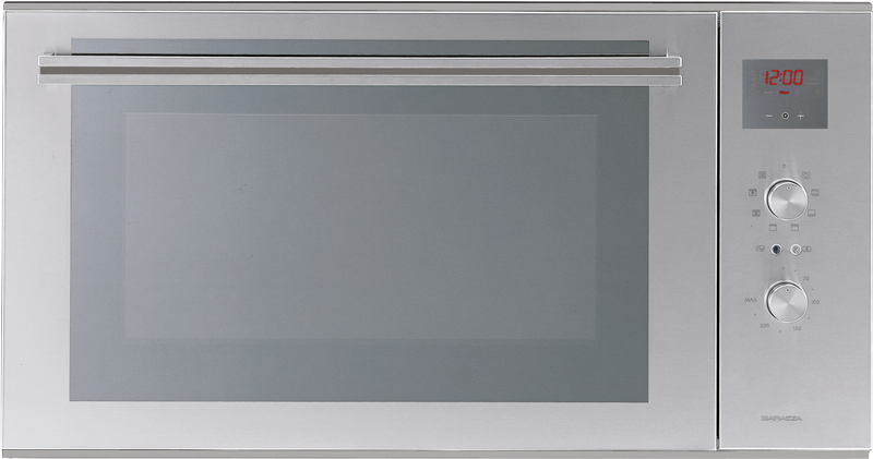 90 cm Lab built-in multiprogram oven - Barazza srl