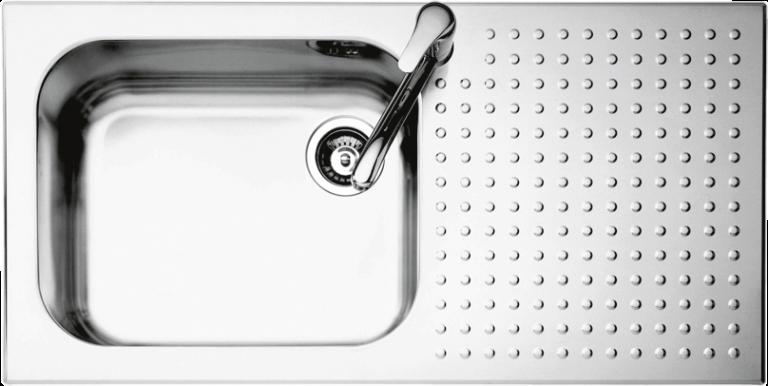 Lavello Select incasso da 100×50