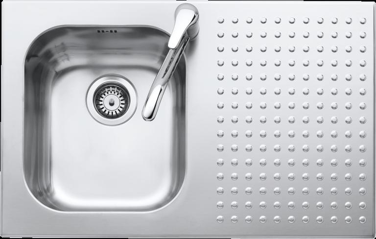 Lavello Select incasso da 79×50