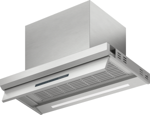 B_Cover built-in canopy cooker hood for 60 module