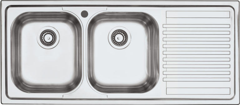 116×50 cm B_Fast built-in sink