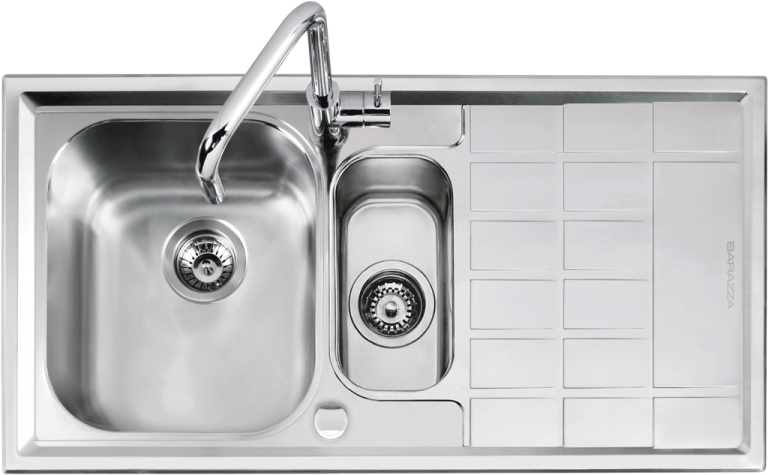 100×50 cm B_Level built-in sink