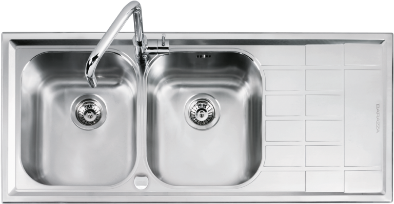 116×50 cm B_Level built-in sink