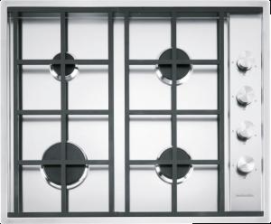Table de cuisson Lab à encastrement et au ras du plan de 65
