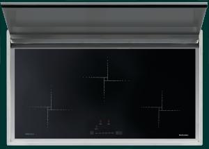 Placa de cocción Lab Cover de encastre y a filo de 90