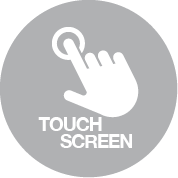 Écran Touch Screen