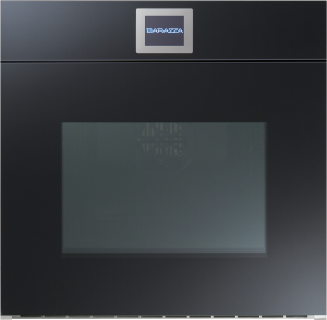 60 cm Velvet built-in Touch Screen multiprogram oven (automatic drop-down door black)