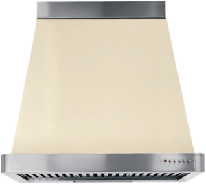 90 cm suction cooker hood