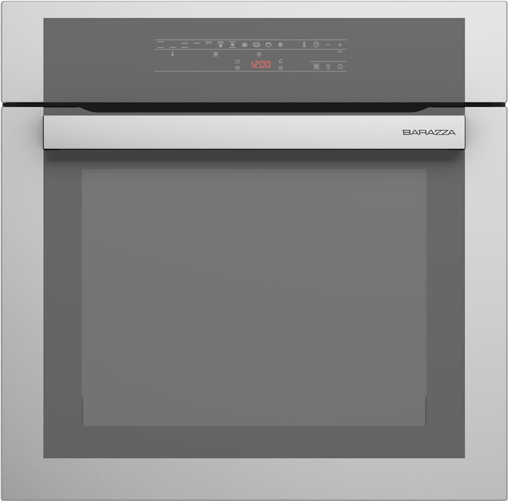 60 Cm Feel Built In Multiprogram Pyrolytic Oven Touch Control